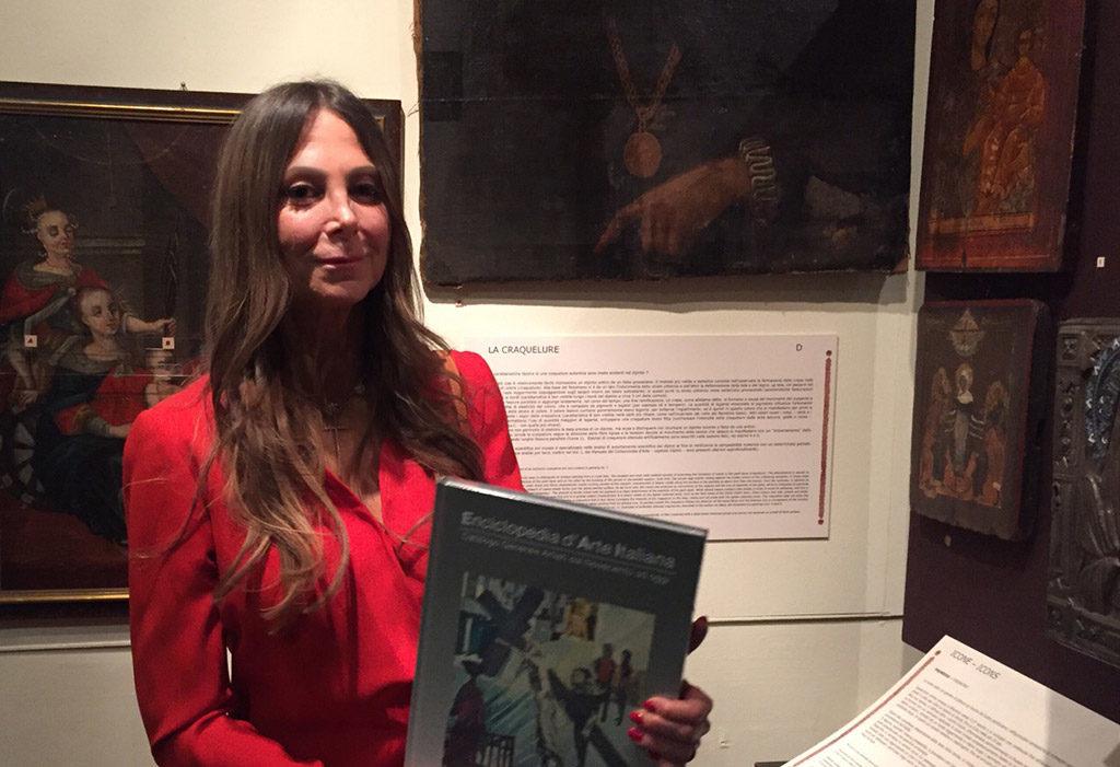 Nicol Ferrari enciclopedia dell'arte