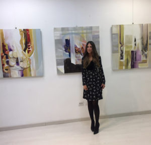 in mostra